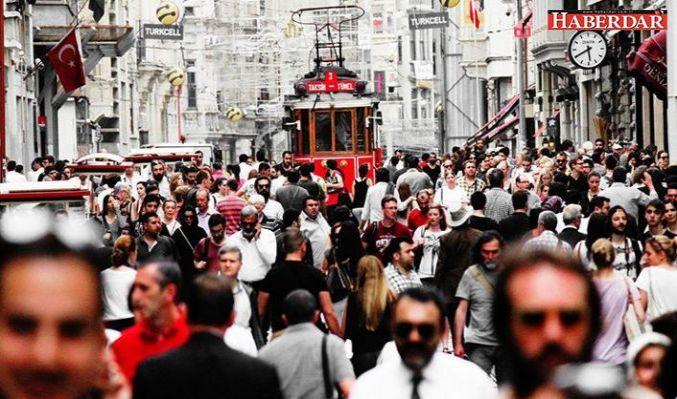 İstanbul'da turist sayısında rekor kırıldı