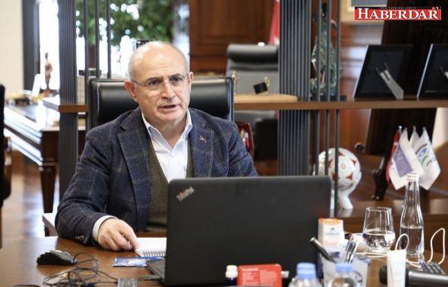 Başkan Akgün: Koronavirüsle mücadelede destek bekliyoruz!