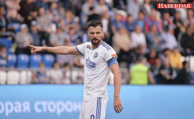 Djordje Despotovic Rusya'da kalacak