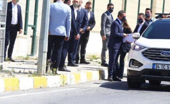 Ali Koç, 'Futbolda şike kumpası' davası için Silivri'de