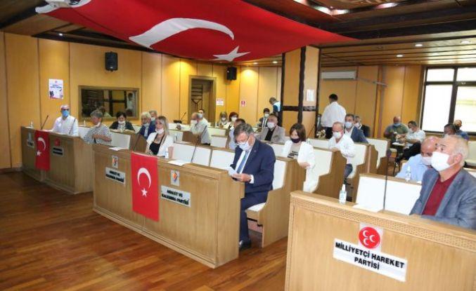 Çatalca Belediye Meclisi 2020 Yılı Temmuz Ayı Toplantısının 1. Birleşimi Gerçekleştirildi