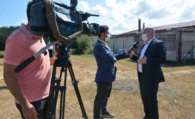 Çatalca'da Kaçak Yapıya Geçit Yok