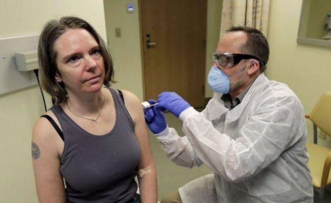 Koronavirüs aşısının ilk deneği, aşının etkilerini anlattı