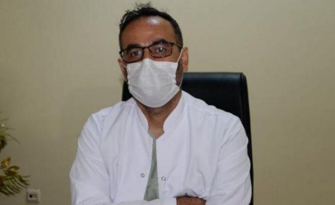 Koronavirüsle mücadele eden doktor: Tanık olduklarımı gören biri evden dışarı çıkmazdı
