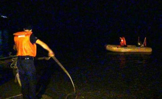 Silivri'de 60 metre yüksekten denize düşen yaşlı adam hayatını kaybetti