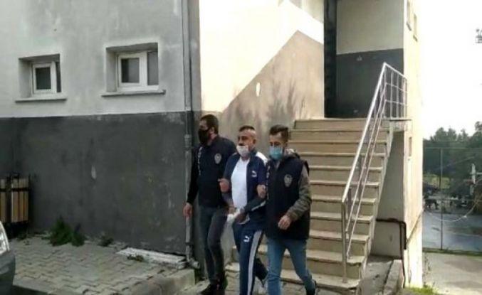 Esenyurt'ta iş yerleri haraca bağlamaya çalışan suç makinesi, polise yakalandı