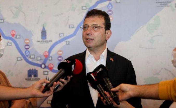 İBB Başkanı Ekrem İmamoğlu'nun koronavirüs testi pozitif çıktı!