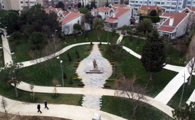 Aziz Sancar Nobel Parkı Büyükçekmece'ye zenginlik katacak