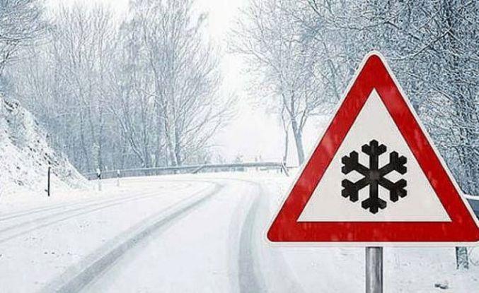 Meteoroloji'den Doğu Karadeniz ve Doğu Anadolu için buzlanma ve çığ uyarısı