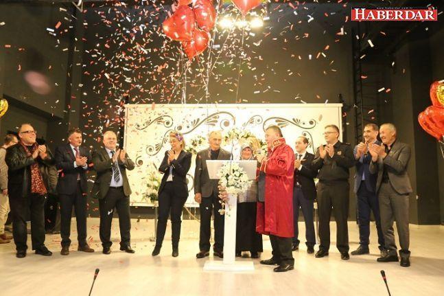 Çatalca Belediye Başkanı Mesut Üner Çatalca'yı Sevgide Buluşturdu