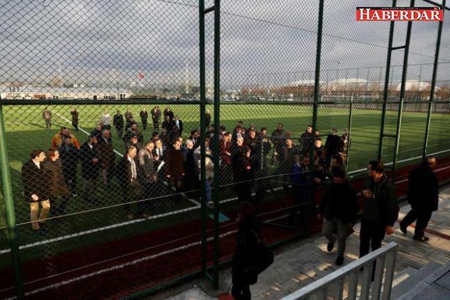 İBB Başkanı Ekrem İmamoğlu, 30'ncu ilçe belediyesi ziyaretini Fatih'e yaptı.
