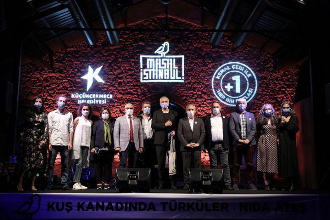 Uluslararası Masal Festivali Küçükçekmece'de başladı