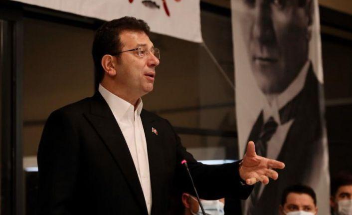 Ekrem İmamoğlu: Dün İstanbul'daki vefat sayısı 186! Susayım mı, yutkunayım mı?