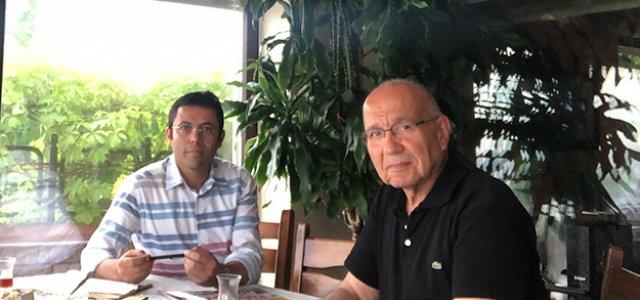 Ahmet Hakan'ı eski patronuna bir sorduk bin işittik...!
