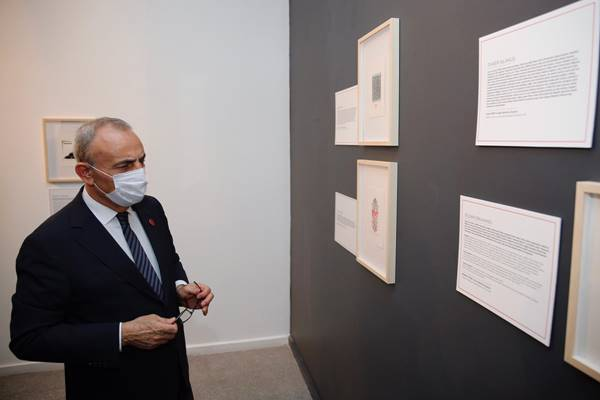 Küçükçekmece Belediyesi'nden istiklâl Marşı'nın 100. yılı anısına özel sergi ve baskı