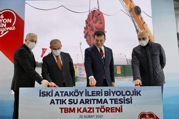 İBB Başkanı İmamoğlu'ndan kanal İstanbul hakkında flaş açıklama