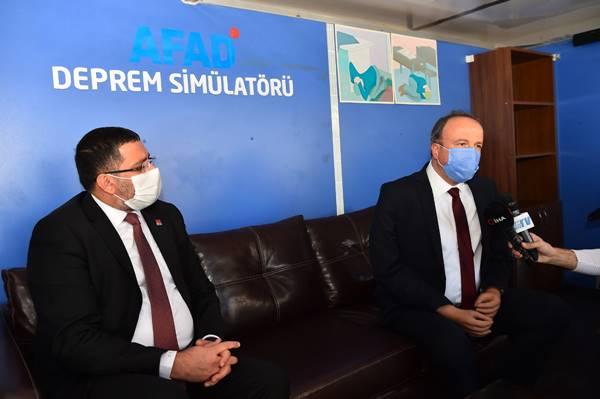 Avcılar Belediyesi ve AFAD işbirliği ile vatandaşlara Afet Farkındalık eğitimleri verildi