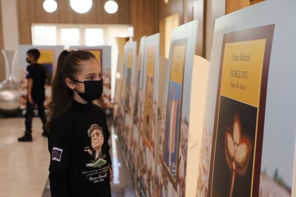 Büyükçekmece belediyesi Yaşar Kemal'i ölüm yıldönümünde anıyor