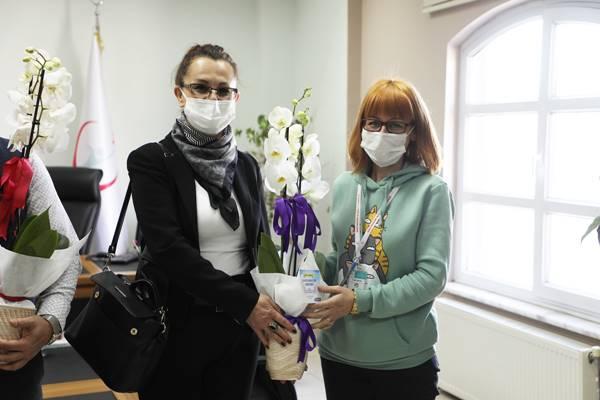 Büyükçekmece Belediye Başkanı Akgün: Doktor ve sağlık çalışanların Tıp Bayramı'nı kutladı