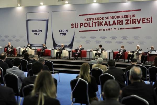 CHP'li 22 belediye başkanı Su Manifestosu' nu imzaladı