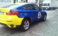 Sarı Lacivert X6