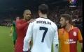 Cristiano Ronaldo Maç Sonrası Sabriyi Takmadığı An